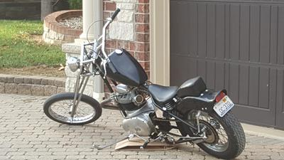 Custom 1968 BSA Chopper motorcycle for sale by owner