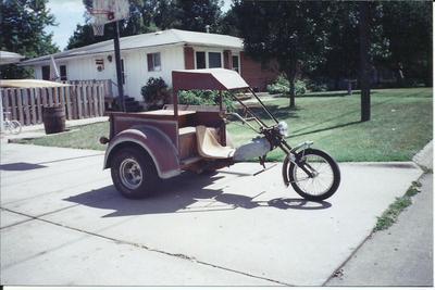 1969 VW Trike-up