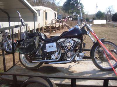 1970 Harley Davidson Shovelhead FLH