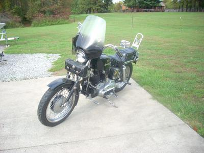 1972 Harley Davidson Ironhead Sportster for Sale by owner in TN Tennessee