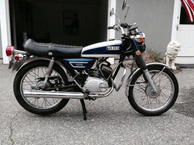 1972 Yamaha 100