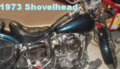 1973 Harley Shovelhead