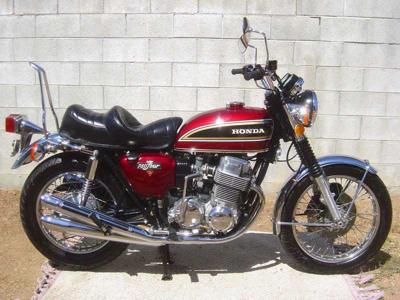 1976 Honda CB 750 K   CB750K  (Not the one for sale in this ad)