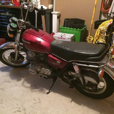 1976 Hondamatic 750 motorcycle for Sale by owner in Long Island NY New York