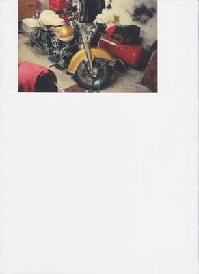 1977 Harley Davidson Electra Glide FLH