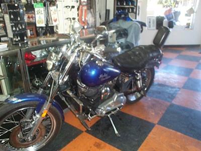 1977 Harley Davidson Sportster Ironhead