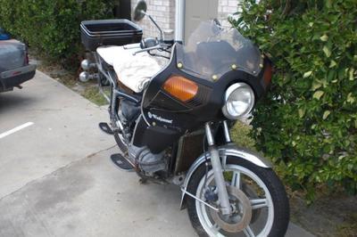1978 Honda Goldwing Parts Motorcycle