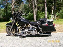 1979 Harley Davidson FLH Electra Glide Shovelhead Police Edition