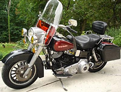 1979 Harley Davidson FLH Electra Glide