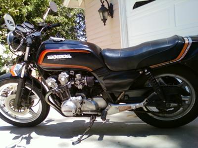 1979 Honda CB750F for Sale by owner.