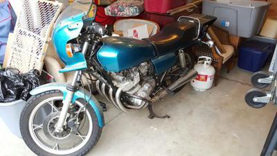 1979 Suzuki GS1000S for Sale by owner the Super Suzuki