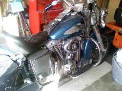1980 Harley Davidson FLH Electra Glide
