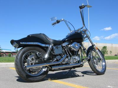 1980 Harley Davidson FXWG Wide Glide