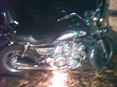 1981 Honda CB900 Custom