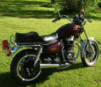 1982 450a hondamatic motorcycle for sale burgundy wine metallic paint red painted