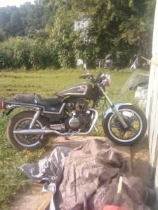 1982 Honda Bobber 450
