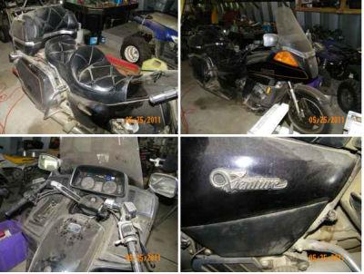 1983 Yamaha 1200 Venture Motorcycle