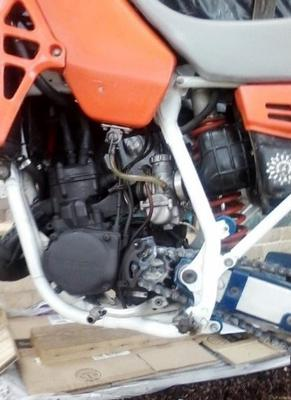 1984 Honda cr125 for sale by owner