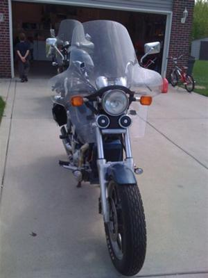 1985 Honda Shadow  700 VT700C