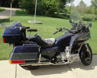 1986 Honda Goldwing GL1200