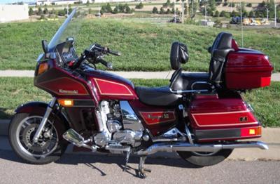 1986 Kawasaki Voyager 1200 XII