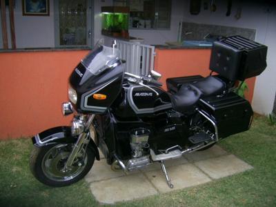 Amazonas Motorcycle 1600cc