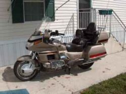 1988 Honda Goldwing GL 1500 6