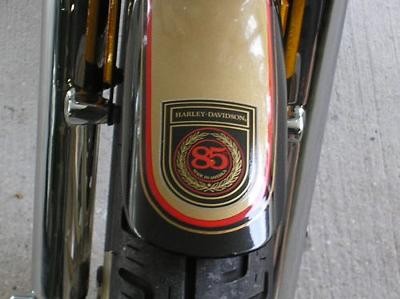 1988 Harley Davidson Low Rider FXRS 85th Anniversary Collectors Edition