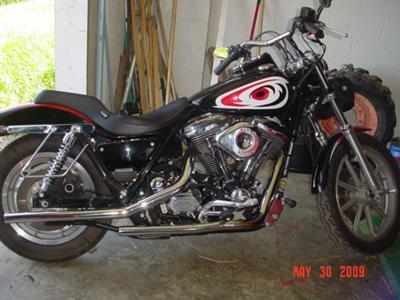 1988 Harley Davidson Davison LowRider FXR  Low Rider