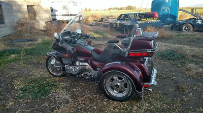 1990 Goldwing Trike for Sale by individual owner