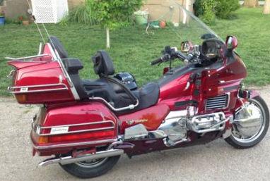 1994 Honda Goldwing Aspencade