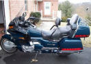 1994 honda goldwing interstate