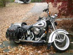 1997 Harley Davidson Softail Springer (this photo is for example only; please contact seller for pics of the actual motorcycle for sale in this classified)
