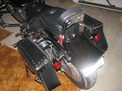 1997 Harley Davidson Sportster XL883