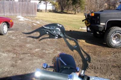 1997 Honda Shadow VLX 600
