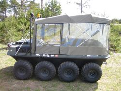 1998 Argo Conquest ATV