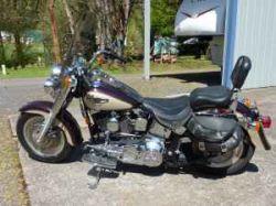 1998 Harley Davidson Fatboy 95th Anniversary Edition