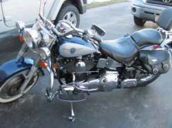 1999 Harley Davidson Fatboy (this photo is for example only; please contact seller for pics of the actual motorcycle for sale in this classified)