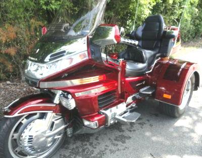 1999 Honda Goldwing SE Trike