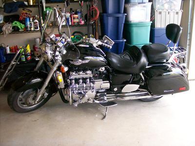 1999 Honda Valkyrie Tourer Motorcycle