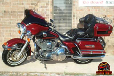 2000 Harley Davidson Ultra Classic Electra Glide FLH (example only)