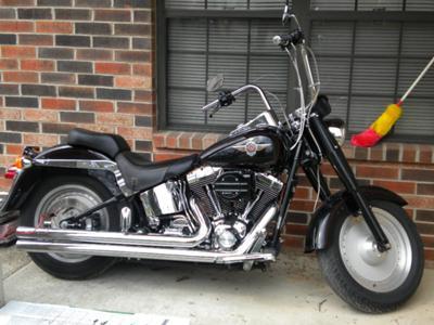 2000 Harley Fatboy FLSTF