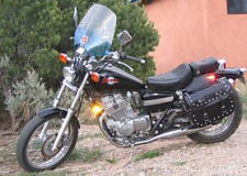 2000 Honda rebel sport bike motorcycle