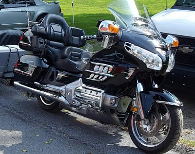 2001 Honda Goldwing GL1800 for Sale by owner