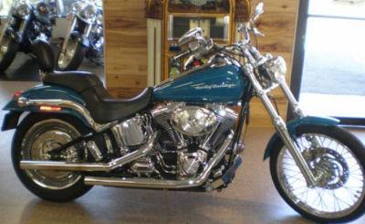 2001 Harley Davidson Softail Deuce