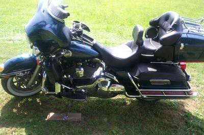 2001 Harley Davidson Ultra Classic HD Ultra Classic flhtcui
