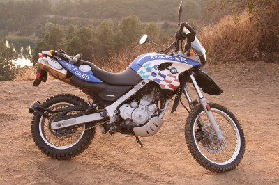 2002 BMW F650GS DAKAR (not the one for sale in this ad but similar)
