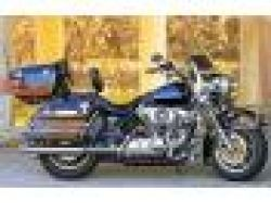 2002 Harley Davidson Road King Police Special