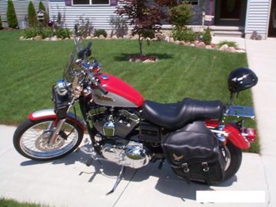 2002 Harley Davidson 1200 Sportster XL