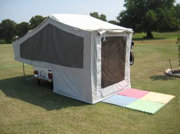 2003 Aspen Tent Trailer